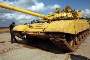 Как проходит чемпионат мира по танковому биатлону в России