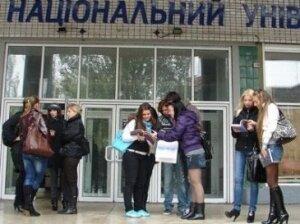 Студенты и преподавателей ДонНУ ответили винницким коллегам