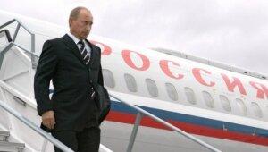 Как Минск встретил Президента России Владимира Путина