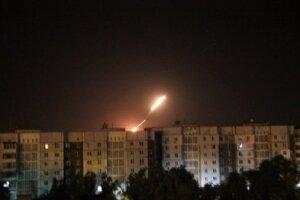 Как в ночь на 8 сентября в Донецке были обстреляны несколько районов