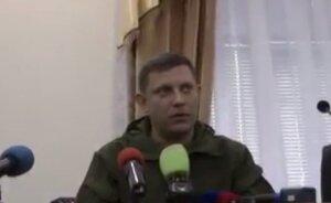 Захарченко - донецким врачам: готовимся, военные действия будут продолжаться